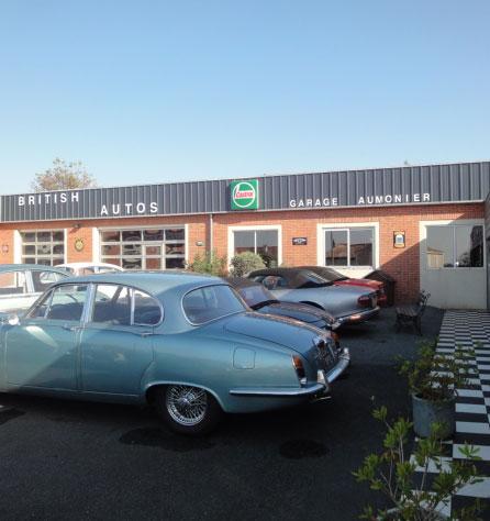 Le garage - Garage restauration voiture ...